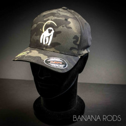 Casquette Banana Rods - Camouflage
